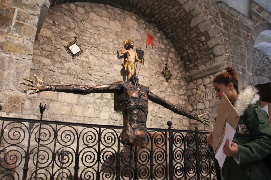 #8 Cœur Ouvert(Christ)
